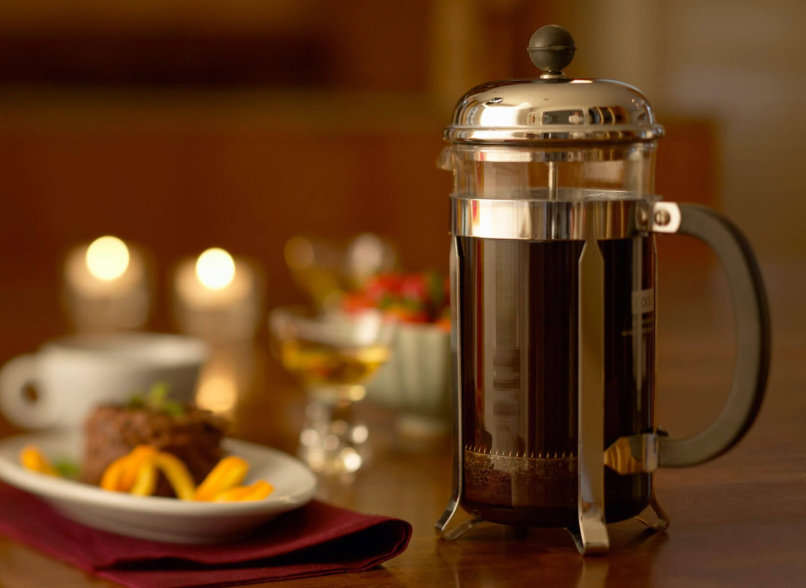 Le French Press! Eller bare en Bodumkande