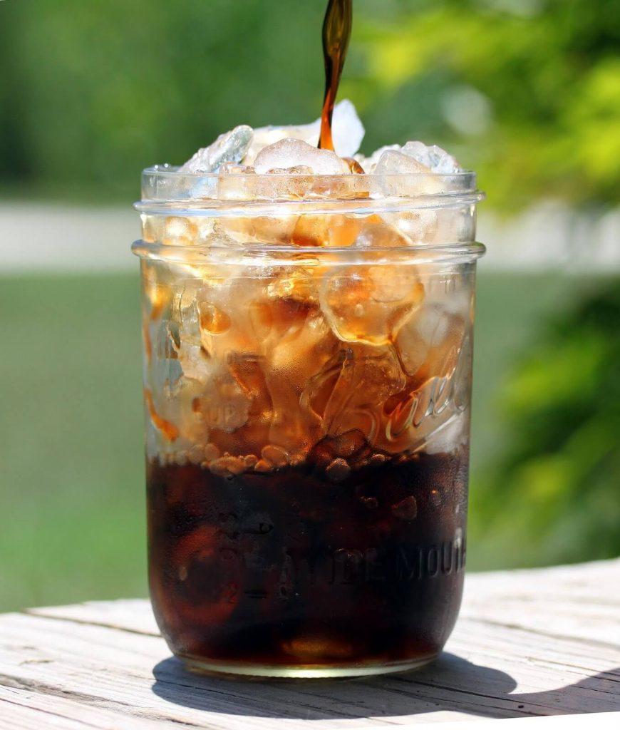 Black Jack Kaffe Cocktail