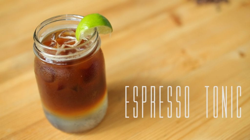 Espresso Tonic – Slip boblerne løs!