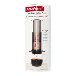 AeroPress Kaffebrygger fra Aerobie inkl. 350 filtre