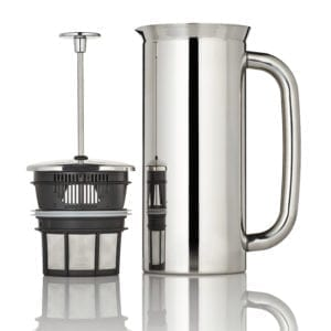 ESPRO Stempelkande P7 kaffe og thé brygger 930 ml.