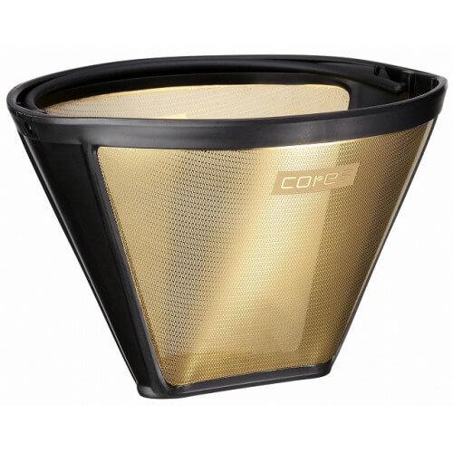 CORES Gold Genanvendeligt kaffefilter KF4