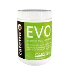 Cafetto Organisk EVO 1 kg Espressomaskine rens (Backflush)