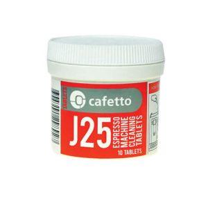 Cafetto J25 Rensetabletter 40 stk