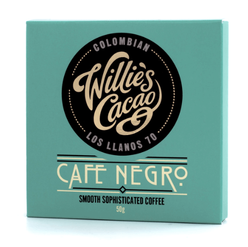 Willie's Cacao - Cafe Negro 50g