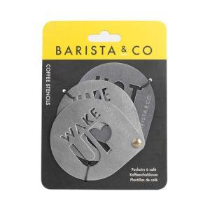 Barista & Co. Stencils Stål