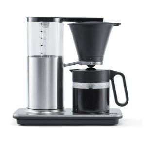 Wilfa Classic Tall Kaffemaskine - CM2S-1125 - Stål/Sort