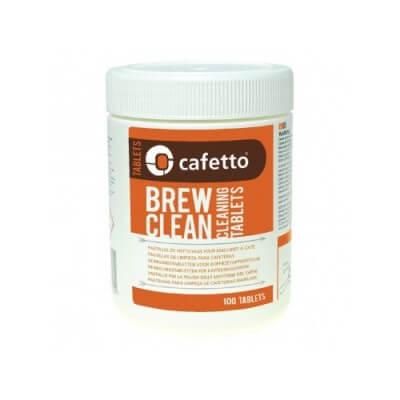Cafetto Brew Clean Rensetabletter til kaffekander, kolber m.m.