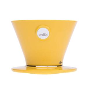 Wilfa Pour Over Gul - WSPO-R - Gul kaffebrygger