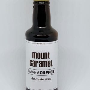 Mount Caramel - Kaffesirup med chokolade