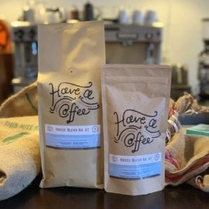 House Blend #2 - Specialty kaffe - Brasilien