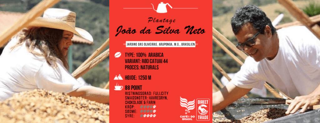 Majkaffen 2019 – Simone og João da Silva Neto