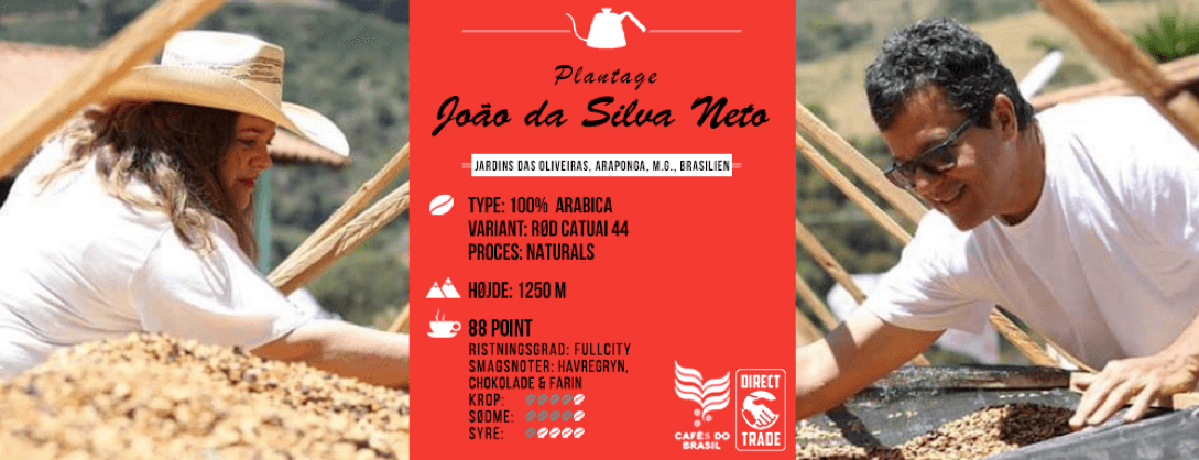 Majkaffen 2019 - Simone og João da Silva Neto