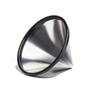 Able Coffee Kone - Rustfri Stålfilter til Chemex