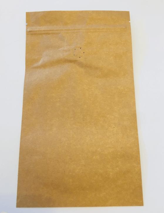 Kaffe Pose Doypack Genluk Zipper 250g