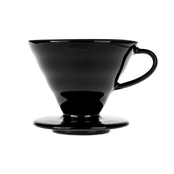 Hario V60-02 Kasuya Coffee Dripper i porcelæn - kdc-02
