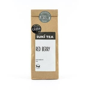 SUKÍ Red Berry - Løs Te - 80 gr.