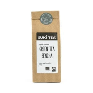 SUKI Green Tea Sencha 100 gr.