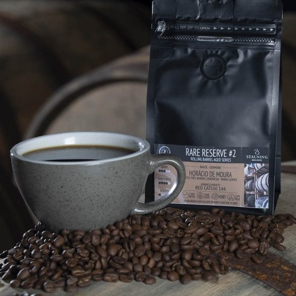Rare Reserve #2 Specialty Kaffe - Rolling-Barrel-Aged-Coffee - LIMITED EDITION