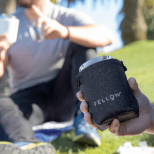 Fellow - Carter Everywhere Mug - Mat Hvid Termo isoleret krus 355 ml