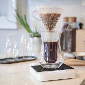 Kruve EQ Pique Glas kaffe karaffel