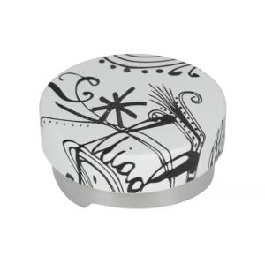 Motta Hvid Distributor/Leveler/kaffefordeler puck 58mm