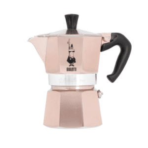 Bialetti Moka Express Rose Gold
