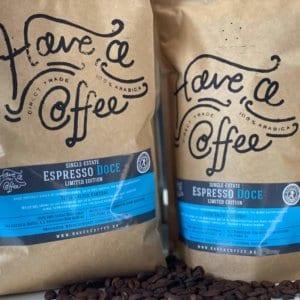 Espresso DOCE - Limited Edition - Brasilien