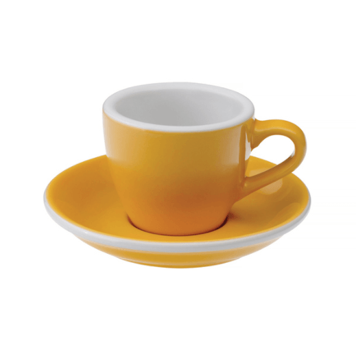 Loveramics Egg Espresso Kop Gul