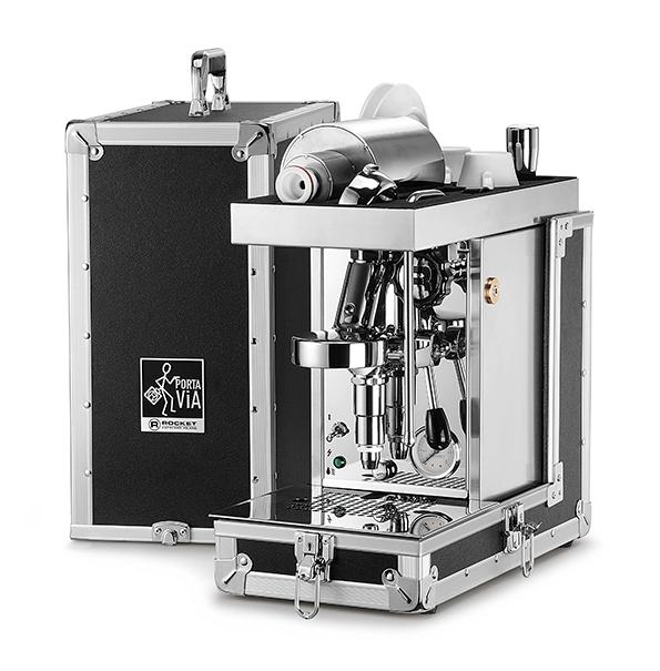 Rocket Espresso – Porta Via - Bærbar Espressomaskine