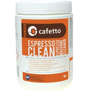 Cafetto Backflush/Portafilter Rensepulver 1 KG