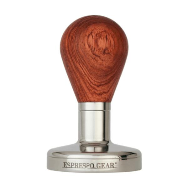 Espresso Gear - Rosewood Tamper - 58mm - Convex base