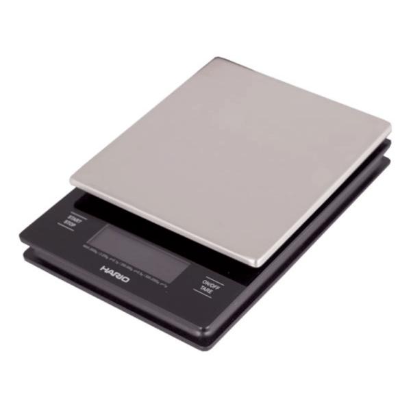 Hario Metal Drip Vægt - Vægt til alternative bryggemetoder