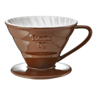 Tiamo Coffee Dripper i Brun