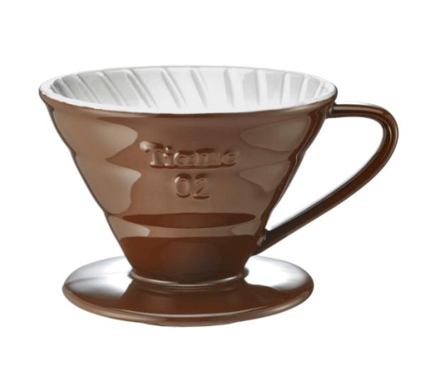 Tiamo Coffee Dripper i Brun