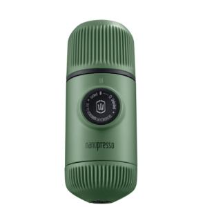 Wacaco Nanopresso - Mos Grøn - Håndholdt Espressomaskine