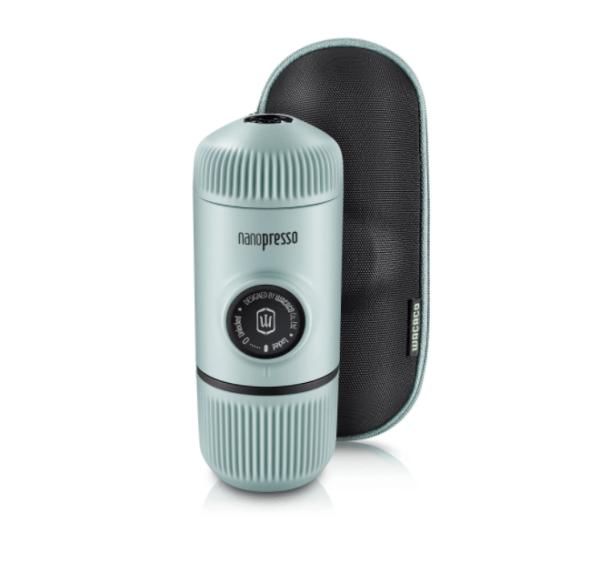 Wacaco Nanopresso - Lyseblå - Håndholdt Espressomaskine
