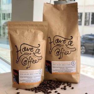Signature Espresso #1 - Specialty kaffe - Brasilien