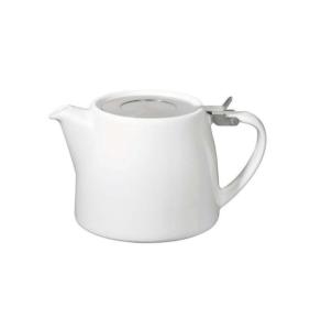 Stump Tekande - Med Infuser - Hvid - 530 ml.