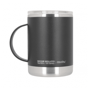 Asobu - Ultimate Coffee Mug Sort - Termoisoleret 360 ml