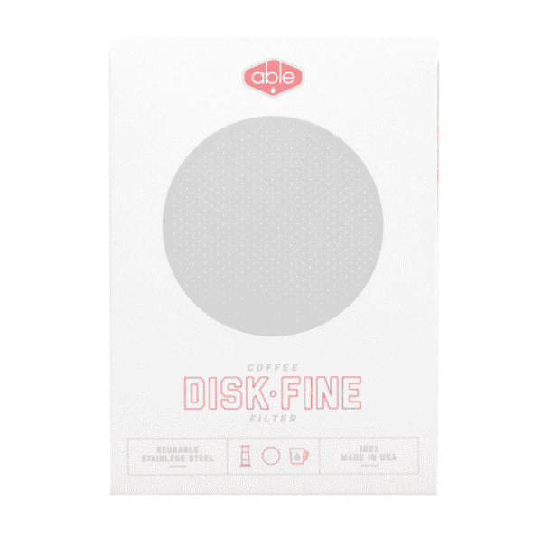 Able Disc Filter Standard - Filter til AeroPress kaffebrygger