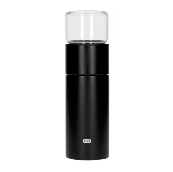 Paper & Tea - Nomad flaske brygger m/indbygget si - Sort