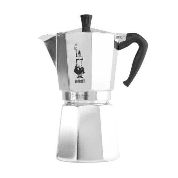 Bialetti Moka Express Espressokande - 12 koppers