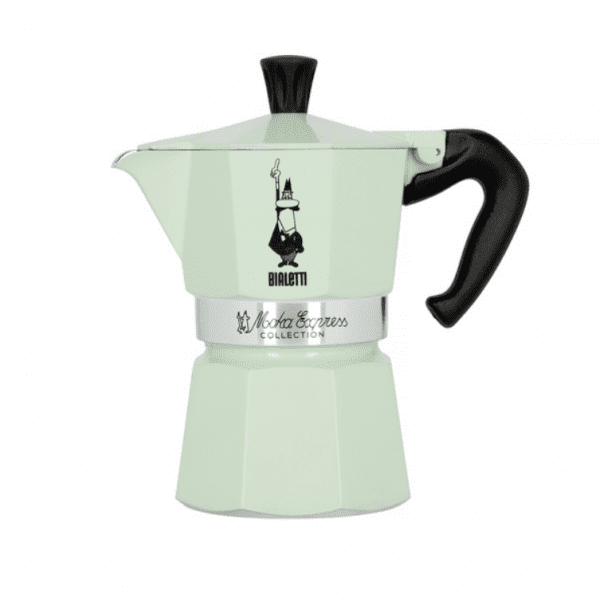 Bialetti Moka Express Mint Iced Coffee 3 Koppers