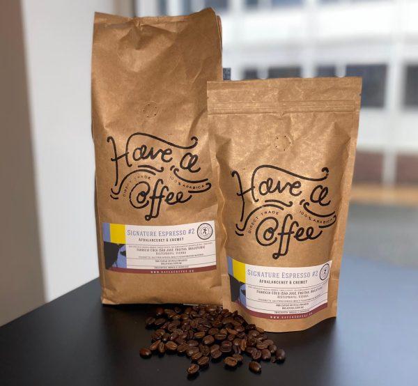 Signature Espresso #2 - Specialty kaffe - Brasilien
