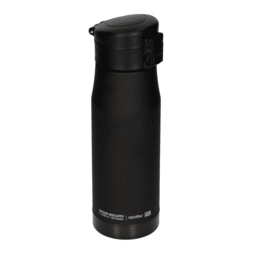 Asobu - Liberty Canteen Black / Smoke - 500ml