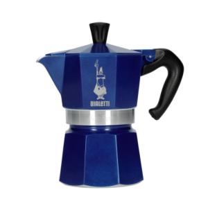 Bialetti Moka Express Espressokande - Marocco Blå 3 kopper - Special Edition