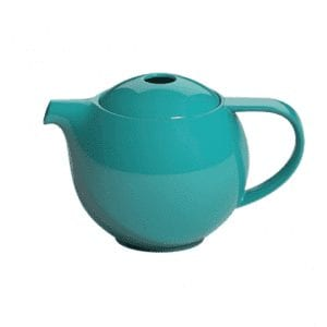 Loveramics Pro Tea - 400 ml Tepotte og Infuser - Blågrøn (Teal)