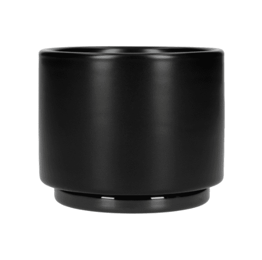 Fellow Monty Cappuccino Kop - Sort - 190 ml (6.5oz)