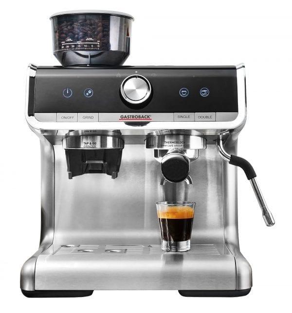 Gastroback Espressomaskine - Design Espresso Barista Pro - 42616